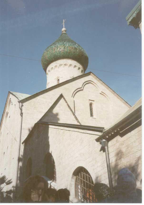Храм св николая в бари